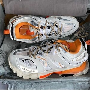 Balenciagas track sneakers